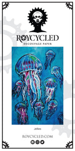 Jellies Decoupage Paper - New Release