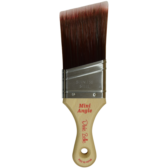 DBP MINI ANGLE SYNTHETIC BRUSH