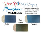 Dixie Belle Paints MOONSHINE METALLICS