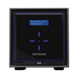 "<b>NETGEAR</b> RN424<br> 4-Bay | Intel Atom C3338 | 2G DDR4 | 2xGbE | USB3.0 x 2, eSTAT x 1<br><font color=""#FF0000""> Crazy Sale</font>"
