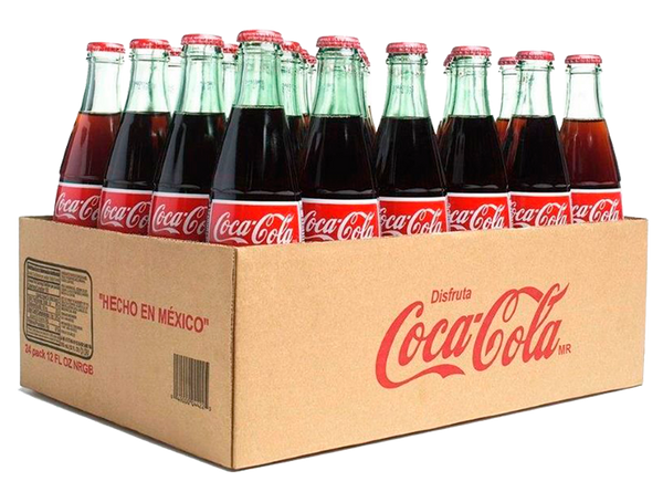 Refresco Coca Cola 24 pack de 500 ml