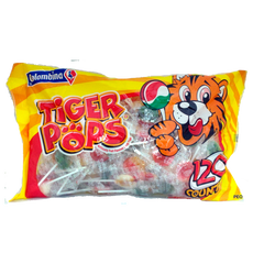 Colombina Tiger Pop 14/120 pza