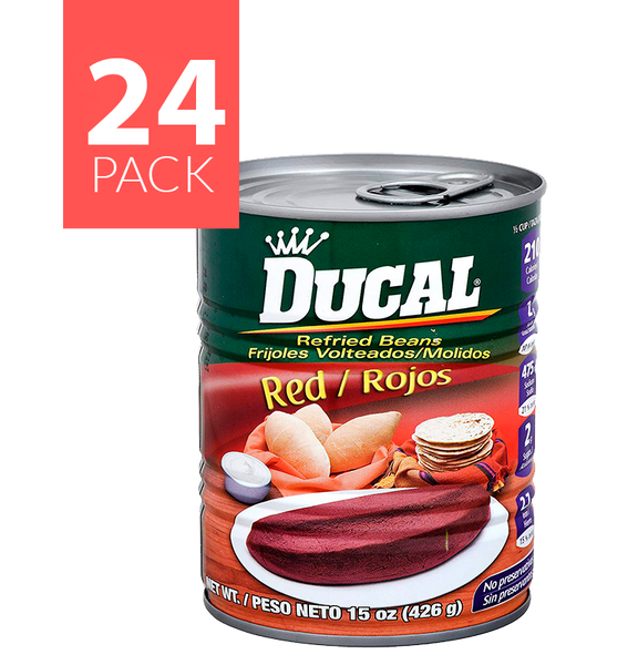 Ducal Red/Rojo 24/15oz