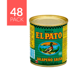 El Pato Green Sauce 48 pack of 7.75oz each