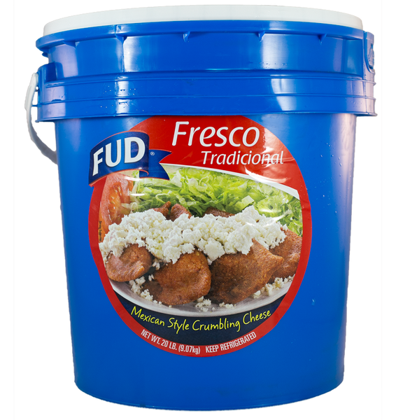 Fud Fresco Natural 1/20 lb