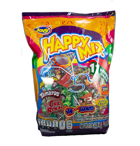 Jovy Happy Mix  4/11LB