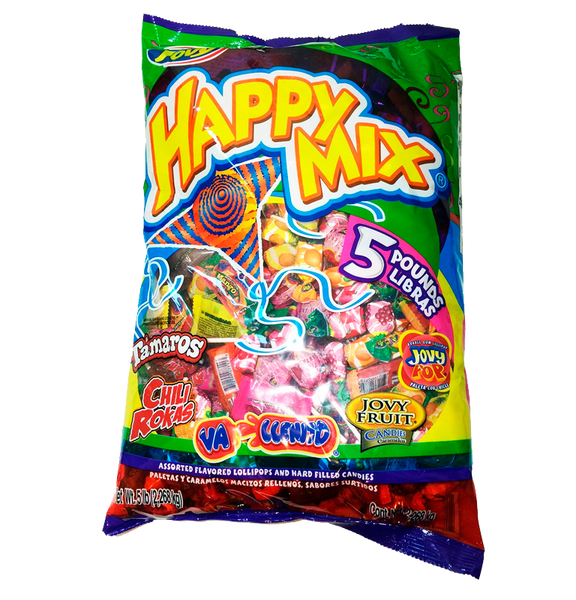 Jovy Piñatero Happy Mix 5/5Lbs