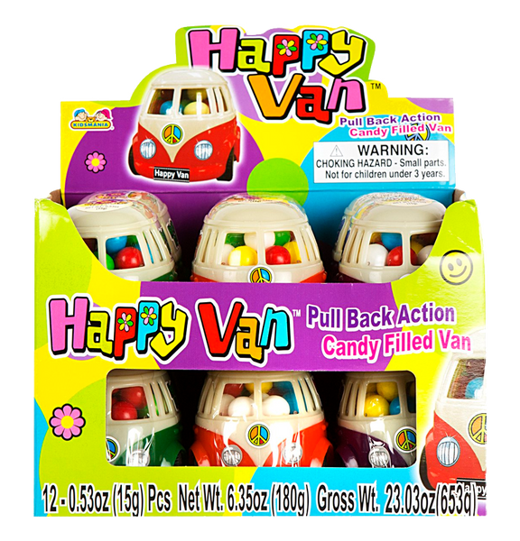 Kids Mania Happy Van