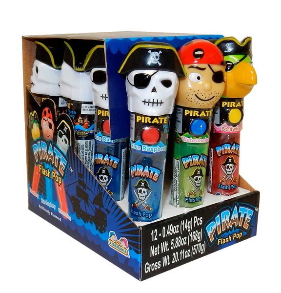 Kids Mania Pirate Flash Pop