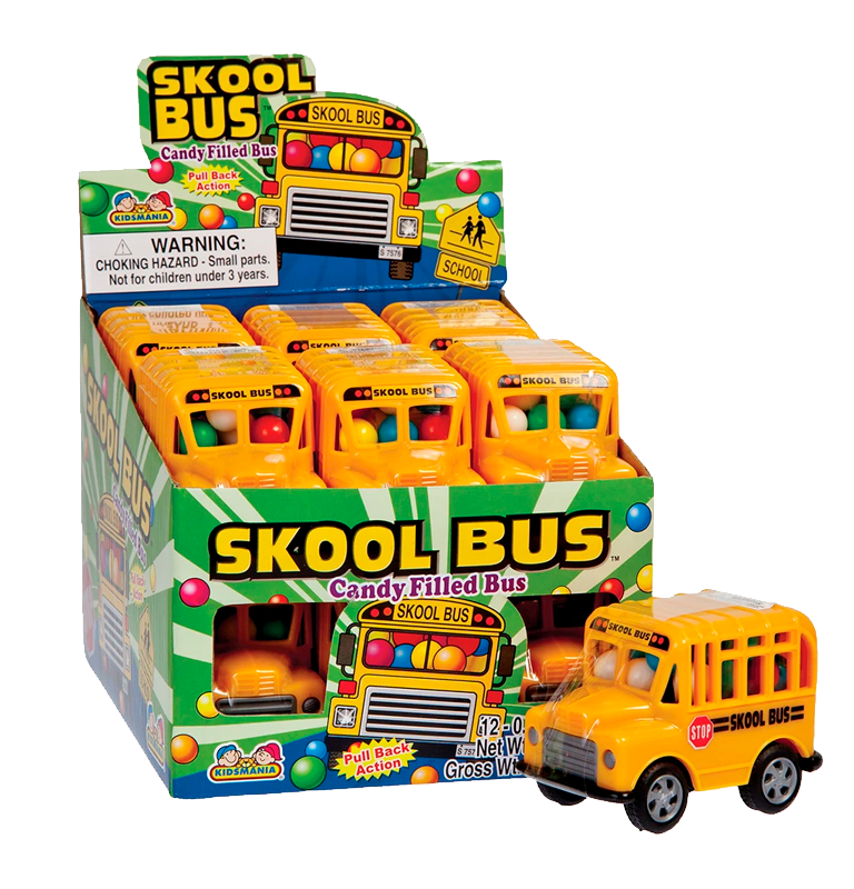 Kids Mania Skool Bus