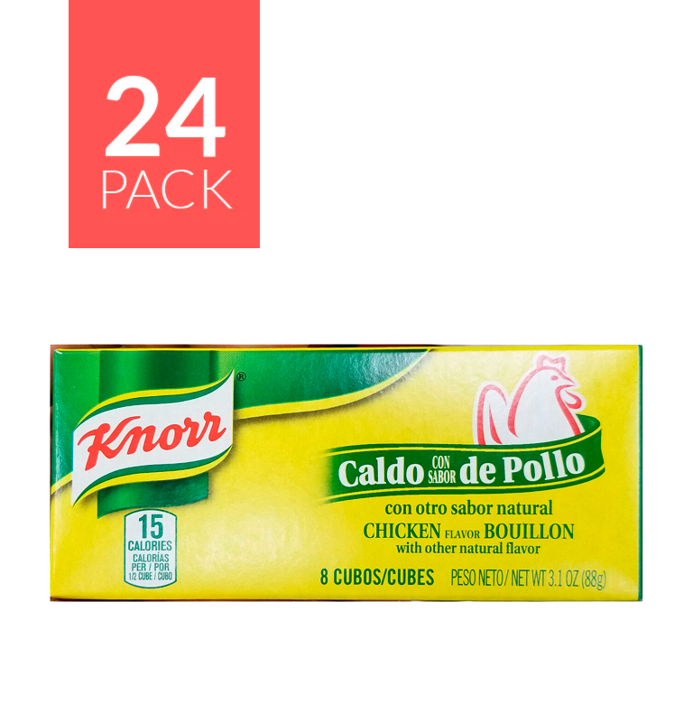 Knorr Chicken Cube 2/24/8
