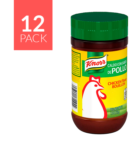Knorr Chicken Gran  12/7.9oz
