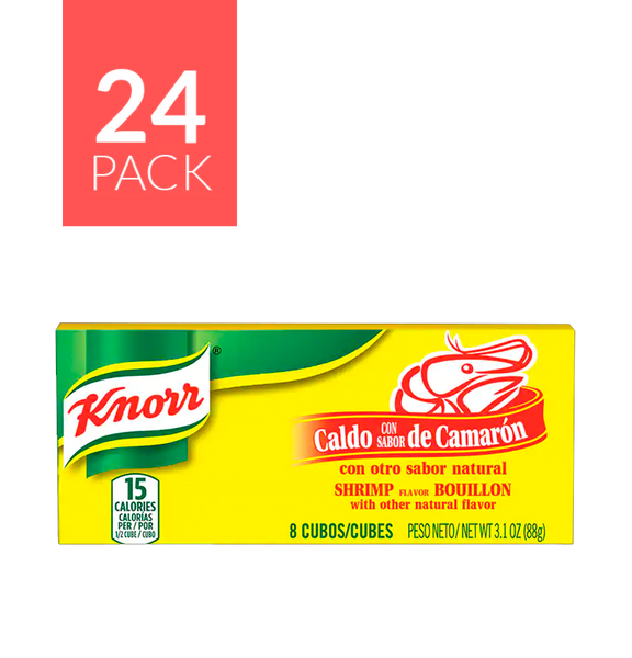 Knorr Shrimp Cube 2/24/8