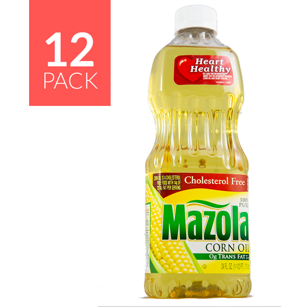 Mazola Corn Oil (Med) 12/24