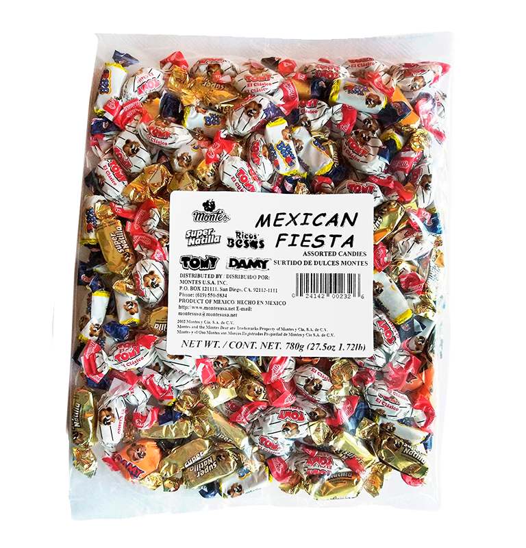 Montes Mexican Fiesta 10/1.72Lbs