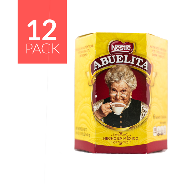 Nestlé Abuelita Chocolate 12/19 oz