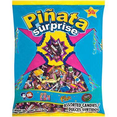 Sonric's Pinata Surprise Mini Enchilada 22/5.6oz