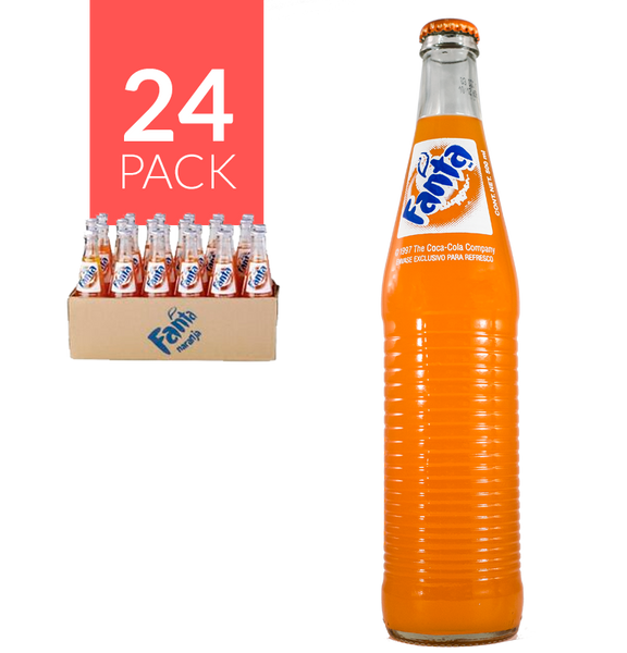 Refresco Fanta 24 pack de 500 ml