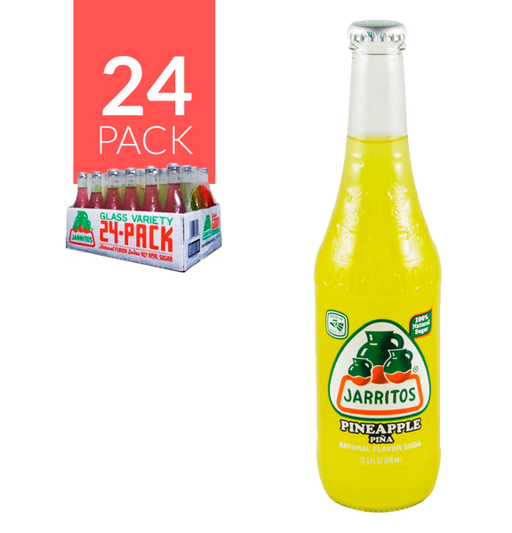 Jarritos Piña 1/24 12.5oz