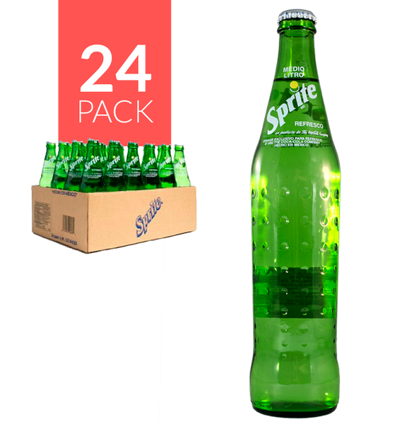 Refresco Sprite 24 pack de 500 ml