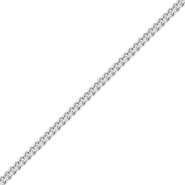 10mm Men's White Gold Miami Cuban Link Chain