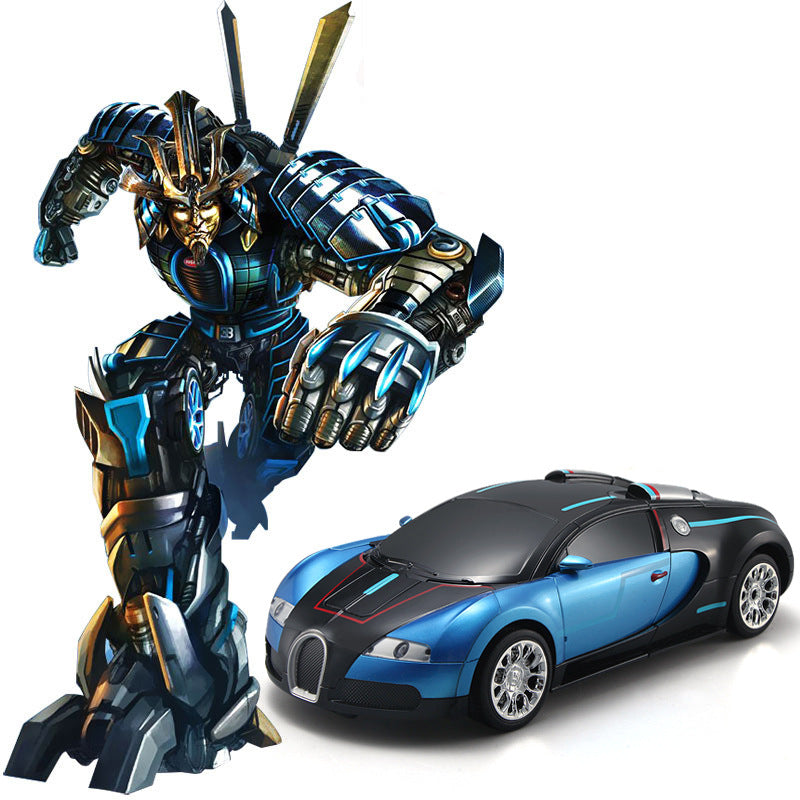 【Special Offer Today Only & Buy 2 Free Shipping】Gesture Sensing & Remote Control Transformation Car Model