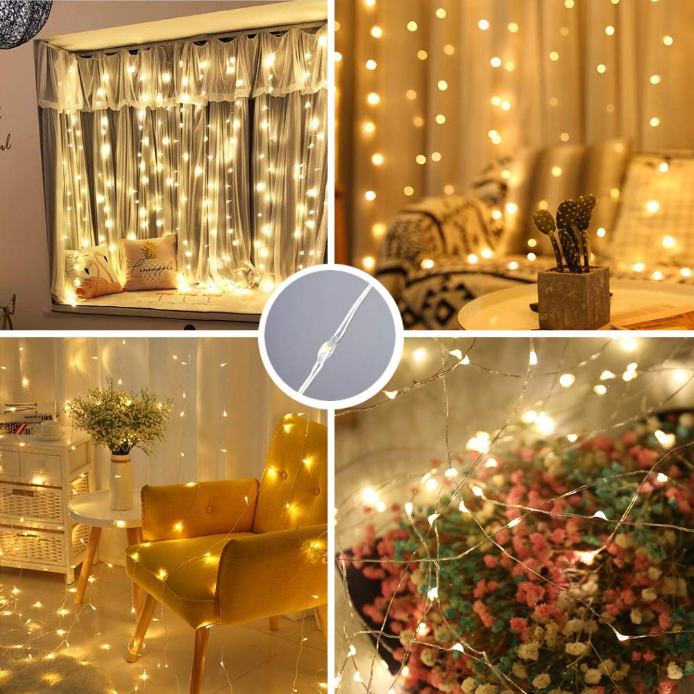 String Lights for Wedding Party Home Christmas Decoration
