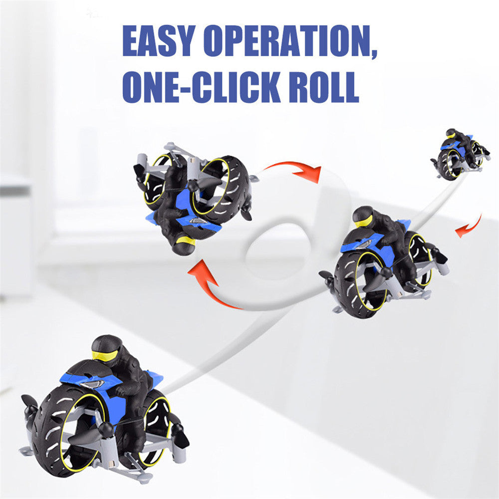 【Special Offer Today Only & Free Shipping】Mini Drone Flying Motorcycle