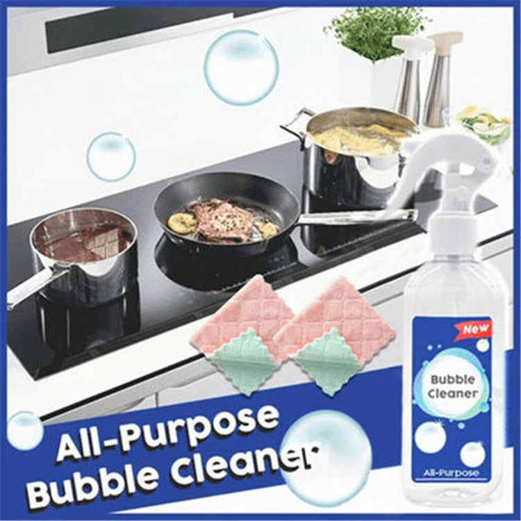 【Special Offer Today Only & Buy 3 Free Shipping】All-Purpose Bubble Cleaner