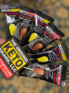 Keto Pop 6 POP Sampler Pack