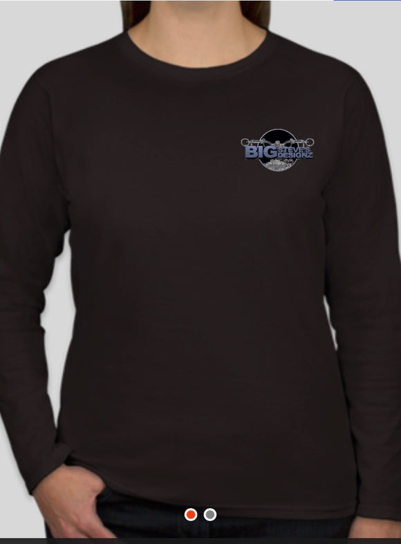 Big Steve's Designz Women's Long Sleeve T-shirt