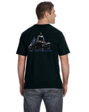 Big Steve's Designz Black Short Sleeve T-shirt