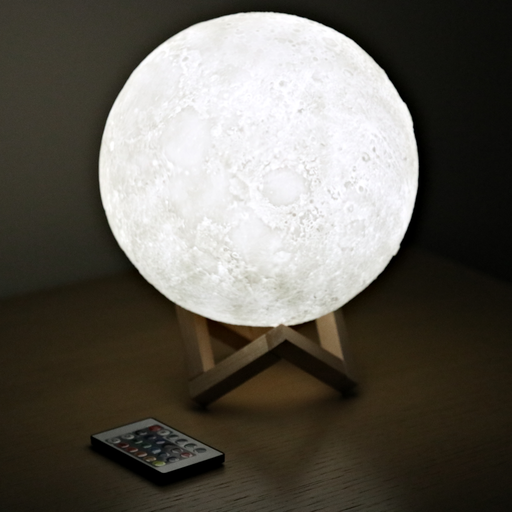 3D Moon Lamp Light - B Cool 2