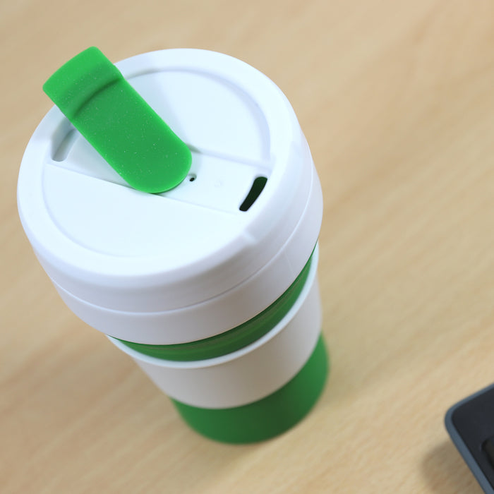CLUPEE Collapsible Cup - Portable Cup - B Cool 2