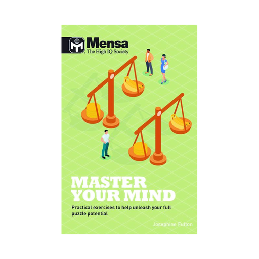 Mensa Master Your Mind - B Cool 2