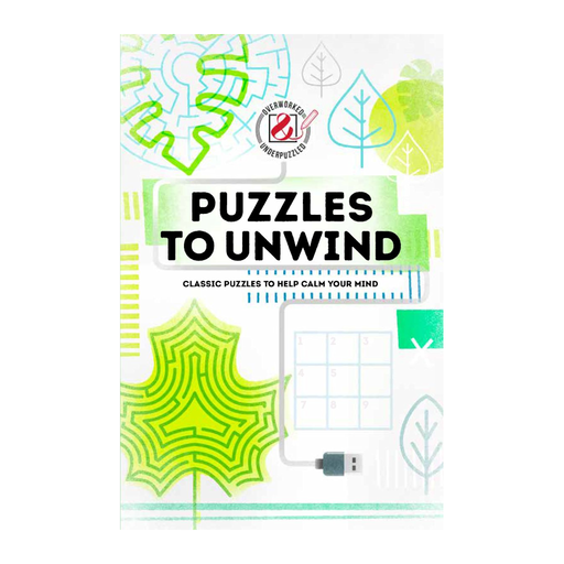 Puzzles To Unwind - B Cool 2
