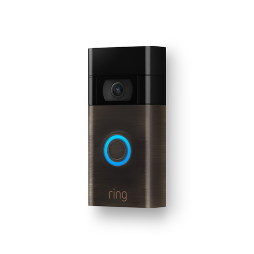 Always be prepared for the next visit with the new improved Ring 2nd Generation Doorbell. You can now see, hear and speak to your home visitors from your office or anywhere in the world with the new and improved video doorbell.