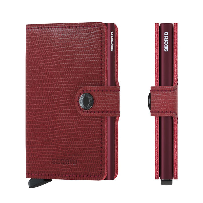 Secrid Miniwallet Rango Red-Bordeaux - B Cool 2