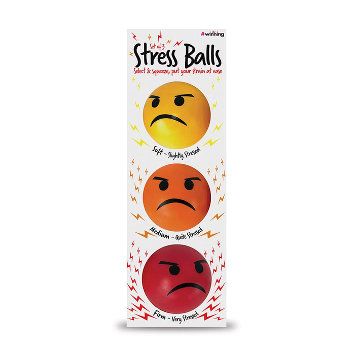 Stress Ball Set - B Cool 2