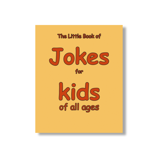 Little Book of Jokes For Kids - B Cool 2