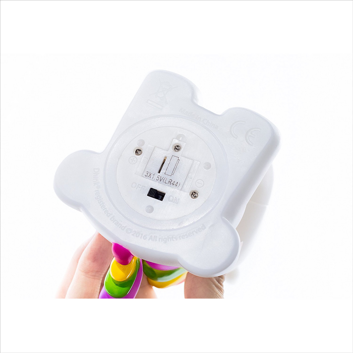 Unicorn Night Light with rainbow colour change Mood night light This Unicorn night light is a comforting friend at bedtime