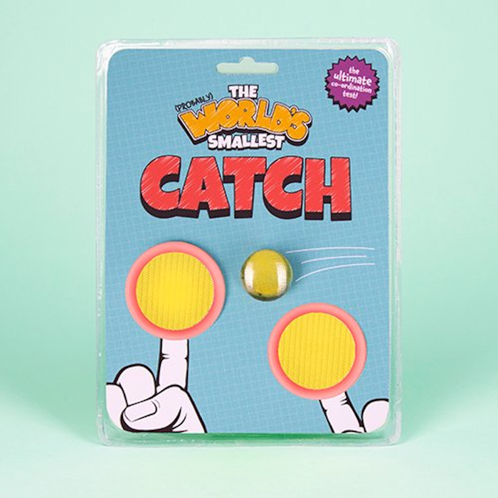 World's Smallest Catch - B Cool 2