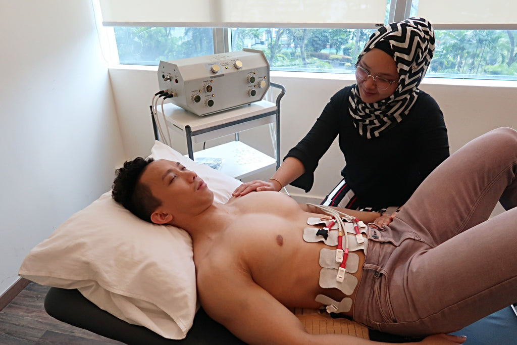 electro-muscular toning therapy singapore