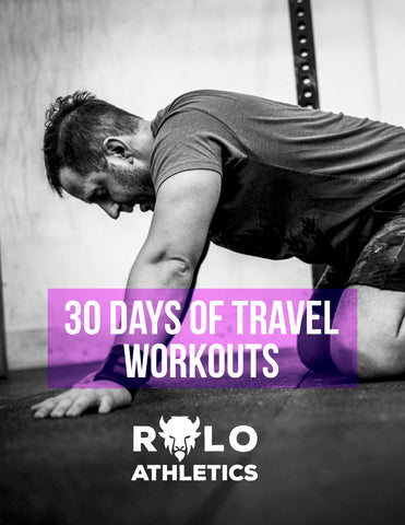 30 Days of Travel Workouts