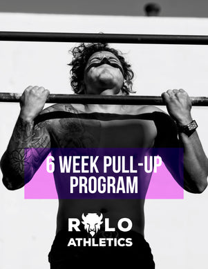 6 Week Pull-up program