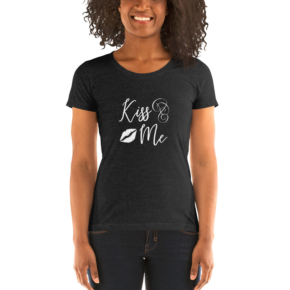 Kiss Me short sleeve t-shirt