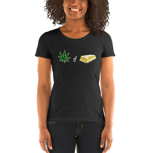 Pot of Gold short sleeve t-shirt