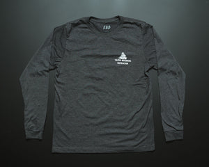 Grey Waterboarding instructor long sleeve,