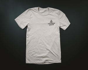 Waterboarding Instructor Tee, Desert tan