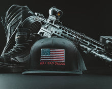 Load image into Gallery viewer, American flag KBD hat